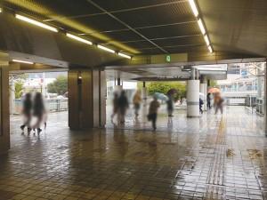 003新浦安駅南口