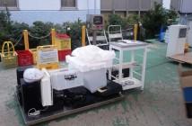 浦安市クリーンセンターにゴミ持込