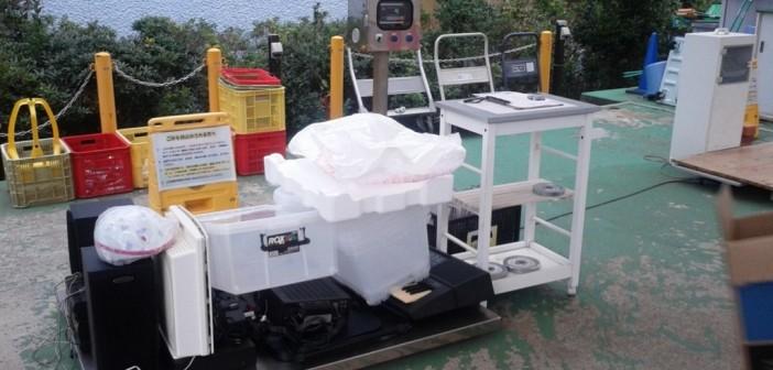 浦安市のクリーンセンターにゴミを持ち込んでみました