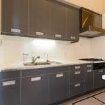 ビルトイン浄水器付きシステムキッチン(キッチン)