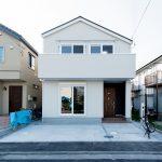 新浦安駅徒歩15分の新築住宅。いつでもご案内できます。(外観)