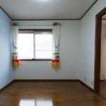 サービスルーム。居室としても利用できるスペースです。子供部屋などにいかがでしょうか。