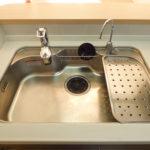キッチンにはビルトイン浄水器付きです。